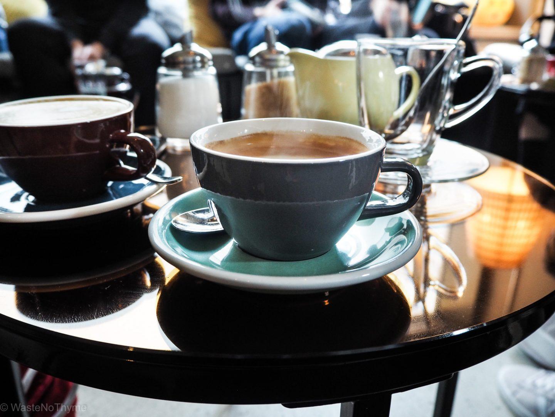 kaffee trinken zürich