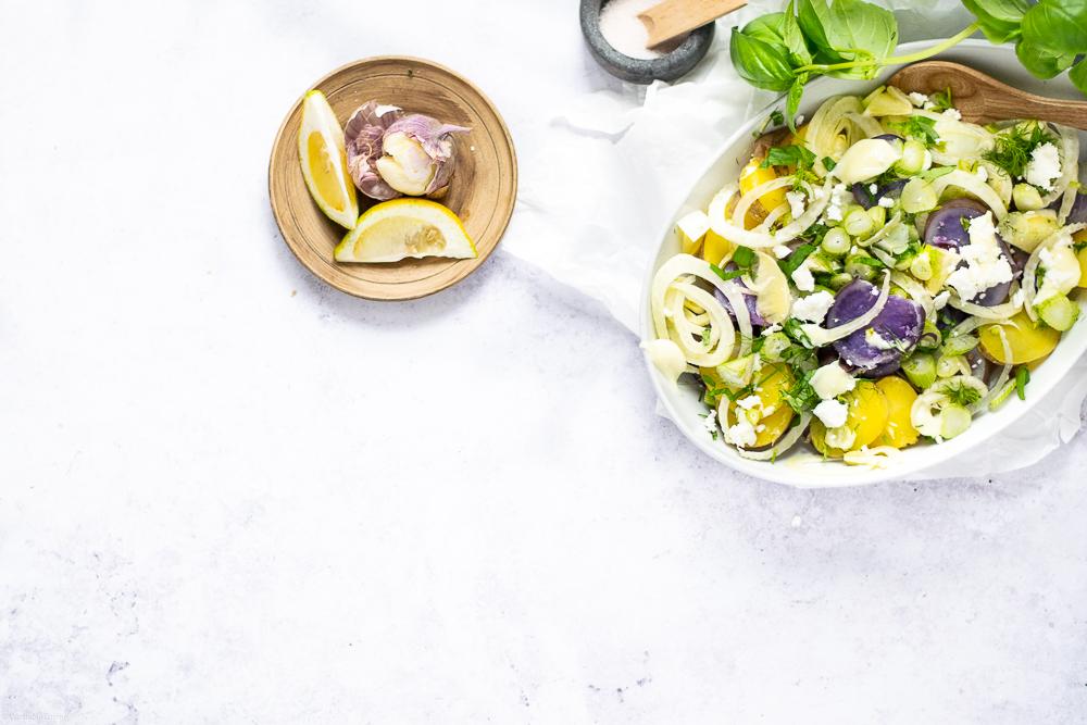 veganer Kartoffelsalat