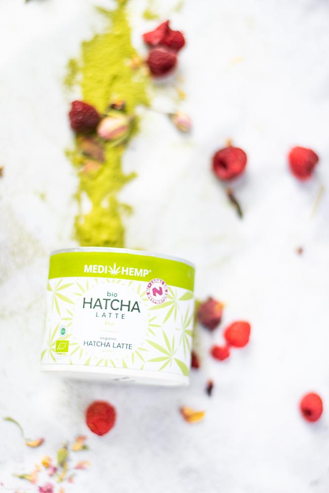 Hatcha Latte MediHemp